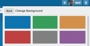 colour-code your Trello boards