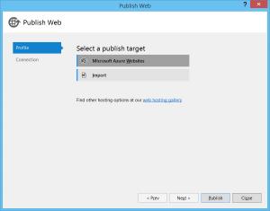 publish-target
