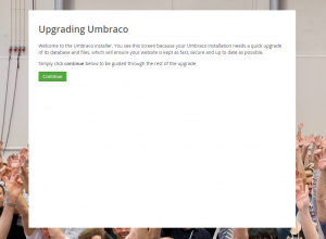 upgradingumbraco